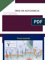 adyuvancia trastuzumab