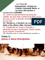 Bibliodrama, Viuva de Naim