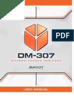 DM 307 Manual