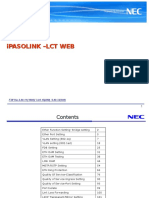 2.2iPASOLINKI LCT Training Manual (Ethernnet) June 2013