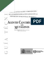 Agentes cancerigenos