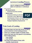 Types of Borrowers-Lending Process
