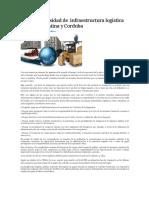 Crece La Necesidad de Infraestructura Logística Para La Argentina y Cordoba