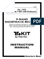 ten-tec_1253_manual-12-12 | Detector (Radio) | Electronic