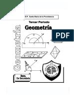 Geometria 3ero 3bim 2009