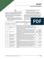 J1939 Revised Bulkhead Fault Code Information