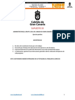 Supuesto Práctico 20 Writer Calc Cabildo de Gran Canaria