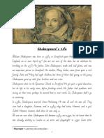 3.Shakespeare's Life