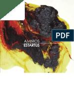 """Catálogo """"Amnios"""", por Estartús"""