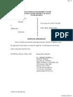 Mirror Worlds, LLC v. Apple, Inc. - Document No. 12