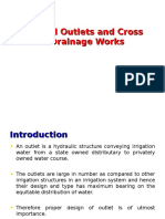 IDE Lec9 Canal Outlets&CDW