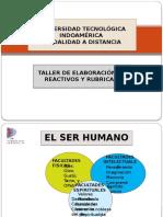 Taller de Elaboracion de Reactivos y Rubricas-1