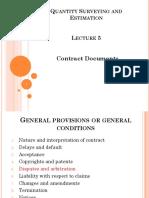 QSE Lecture 5