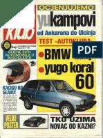 Auto klub - Zastava 101