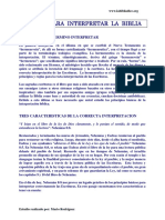 Claves para interpretar la biblia.pdf