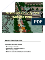 Missoula County Fair Master Plan Document
