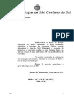 12Maio Indincação de pedido de Rondas r Antônio Bento