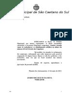13Maio Indicação de pedido de Recapeamento Estrada Das Lagrimas 63