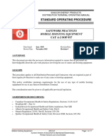 SUNCOR Standard Operating Procedures - Mobile Hoisting Equipment