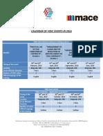 Calendar of FIDIC Events 2016-PDF