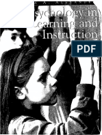 EDFD 582 - Alexander 2006 - Psychology in Learning and Instruction.pdf