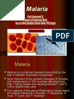 (23) KULIAH 3 Malaria