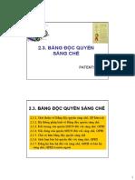 Chapter2.3 SHTT TMQT Patent