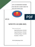 Kinh tế Lào (2001-2015)