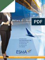 Métiers de l'aéroport avec les annexes