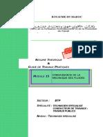 M15-Connaissance de la mécanique des fluides BTP-TSCT.doc