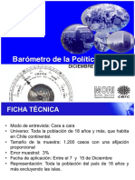 Informe de Prensa Barometro de La Politica Cerc Mori Diciembre 2016