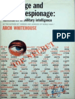 Espionage and Counterespionage