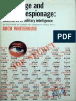 Espionage and Counterespionage