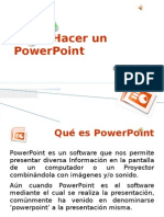 DISEÑO POWER POINT