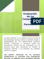 Evaluación de Las Competencias Parentales