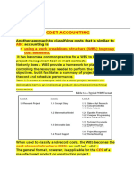 Cost Accounting4&Cost Management