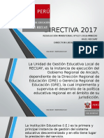 DIRECTIVA 2017
