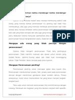 Fungsi perencanaan - makalah pengantar manajemen