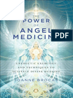 The Power of Angel Medicine - Joanne Brocas