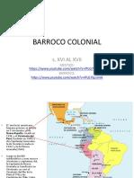 1.4 Barroco Colonial