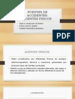 Fuentes de Accidentes