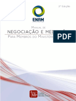 CNMP - Guia Mediação e Negociação Para Membros Do MP - 2015