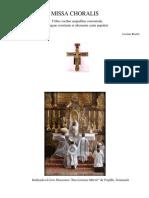 Missa Choralis by Licinio Refice