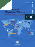 International Migration Policies Full Report