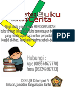 Donasi Buku Ujb