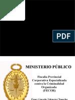 Atribuciones PNP en El NCPP