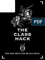 The Black Hack - The Class Hack