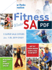 New Year's Fitness Super Sale