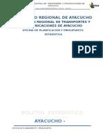 Boletín Estadístico 2016-2 - Copia