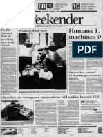 The Weekender, Jan. 1, 2000